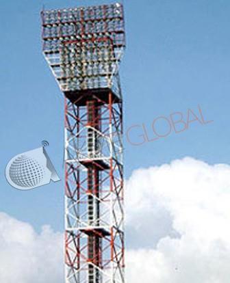 Ground Lightening Tower