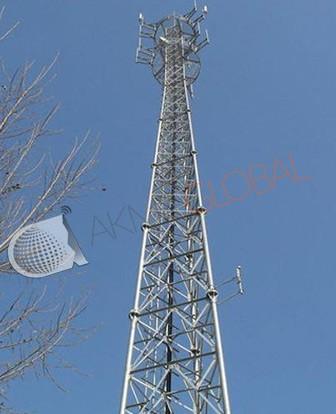 Triangular Telecom Tower